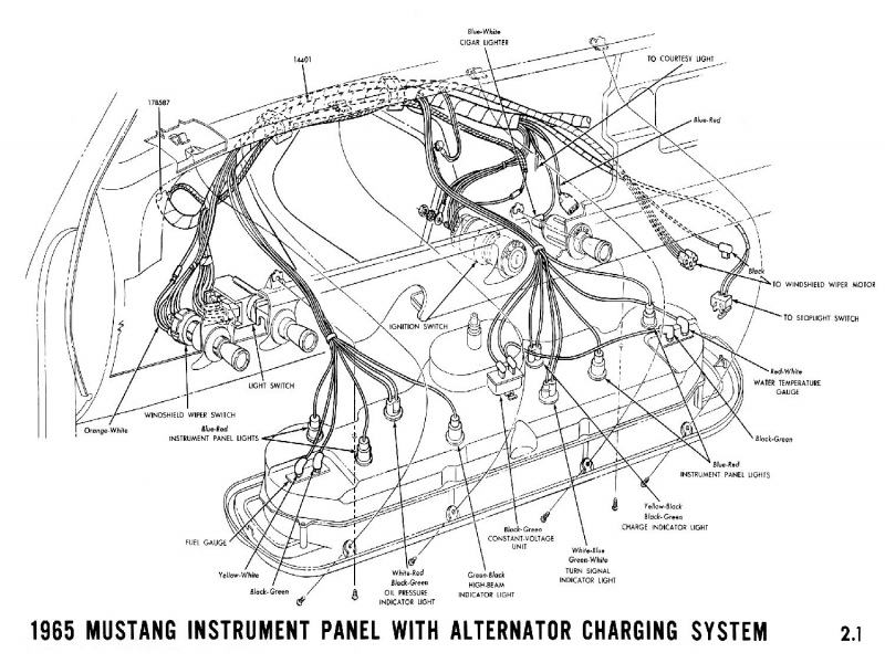 Mustang Wiring Harness Diagram Along With Wiring Diagram On Meke