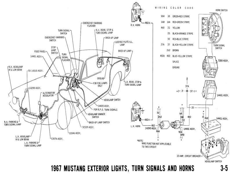 wiring diagram for 74 pinto