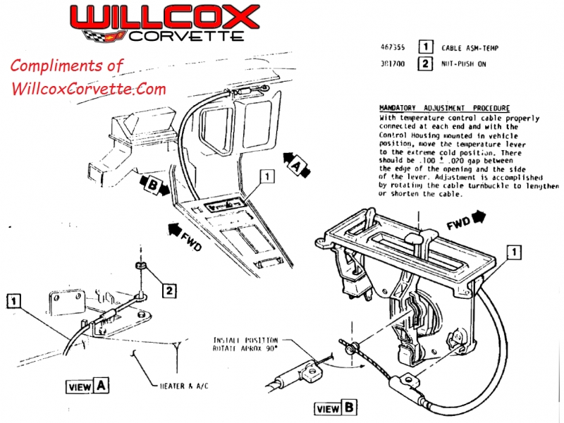 wiring diagram for corvette