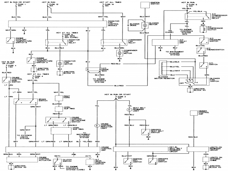 Distributor Wiring Diagram Honda : Honda accord ignition switch wiring diagram forums