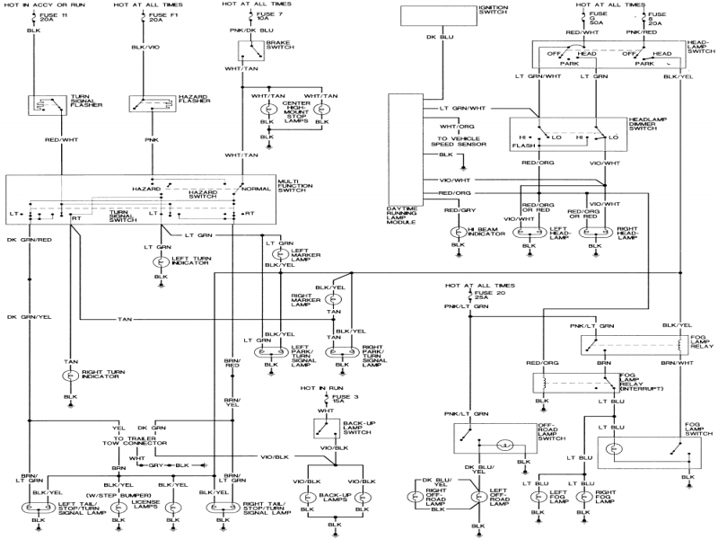 1997 Dodge Dakota Wiring Diagram Gooddy Wiring Forums