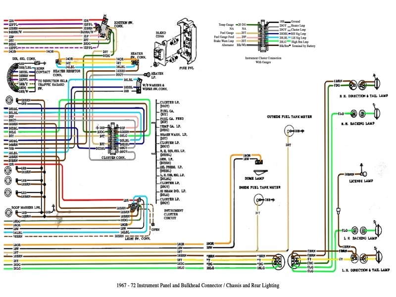 2004 Chevy Suburban Radio Wiring Diagram