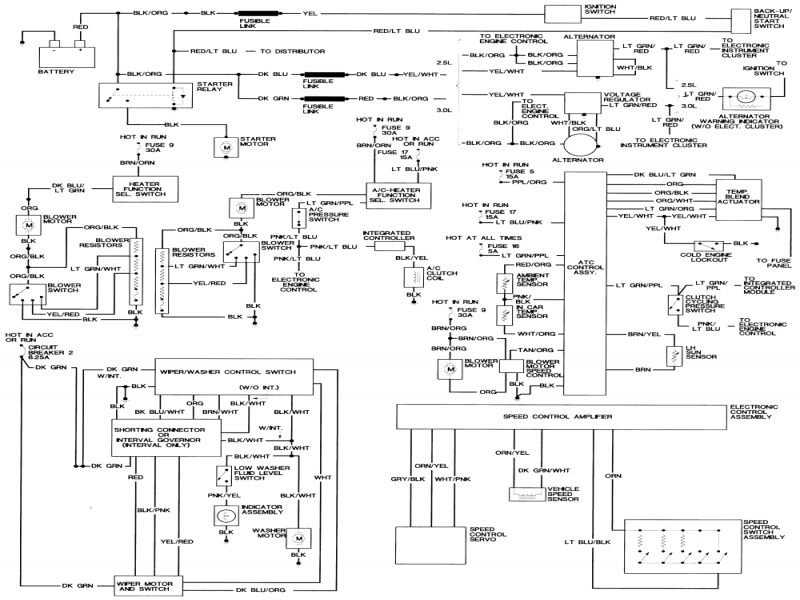 2004 ford taurus wiring diagram - gooddy