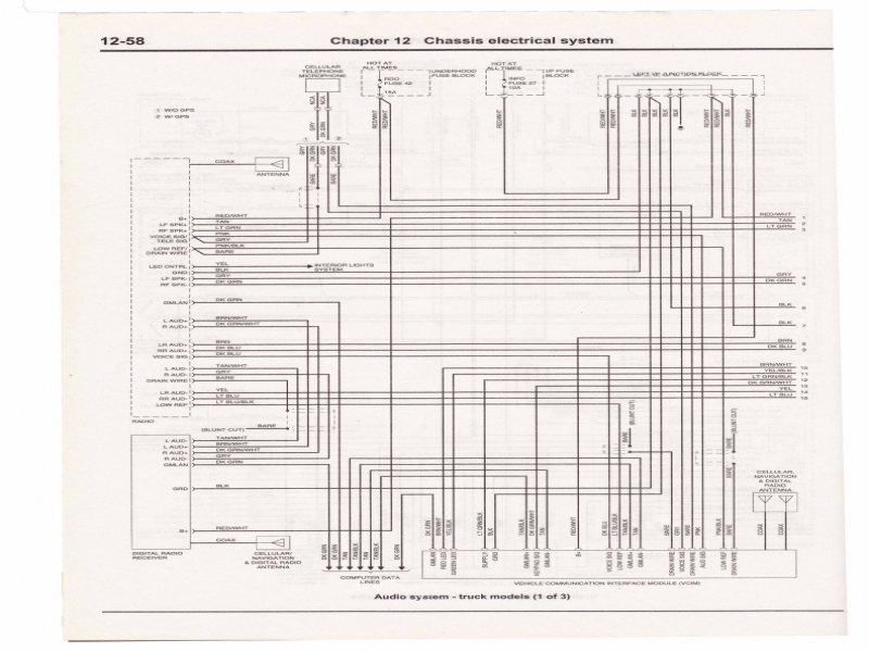 2006 Chevorlet Silverado Radio Wiring Diagram -Electrical Motor Control  Diagrams | Begeboy Wiring Diagram SourceBegeboy Wiring Diagram Source