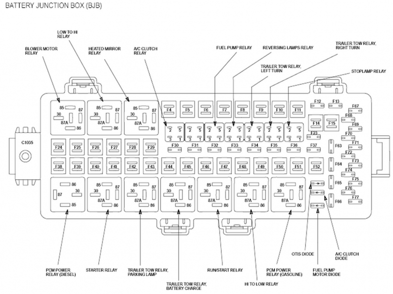 1996 ford f 250 wiring diagram 08 ford f 250 wiring diagram #2