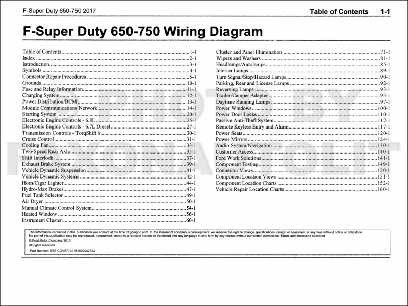 2017 ford super duty wiring diagram 2017 ford f 650 and f 750 super duty truck wiring diagram 2008 ford super duty wiring diagram
