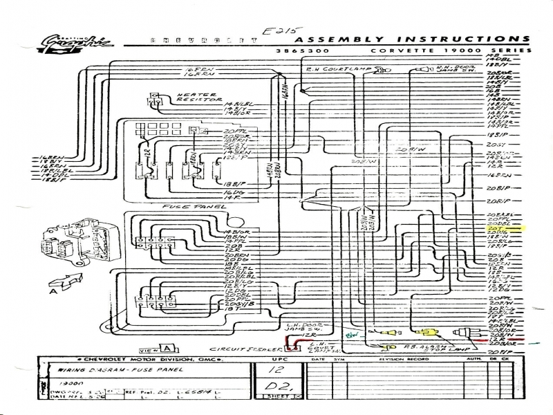 C5 Corvette Wiring Diagram - Gooddy