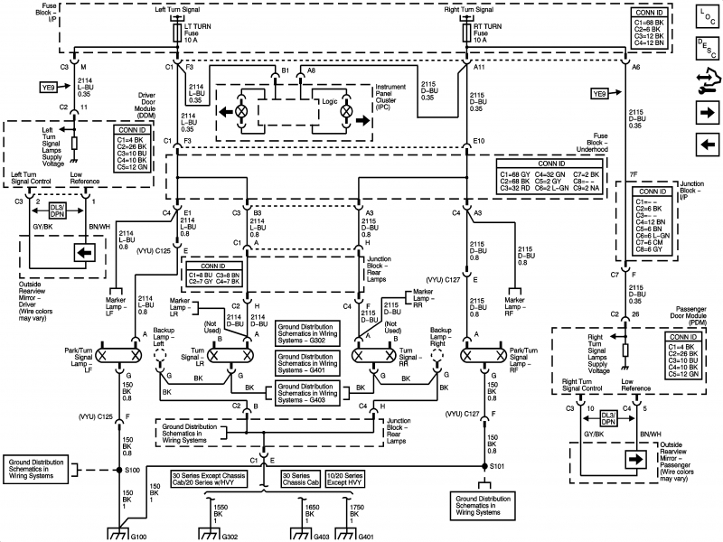 2007 Chevy Silverado Wiring Schematics - Wiring Forums