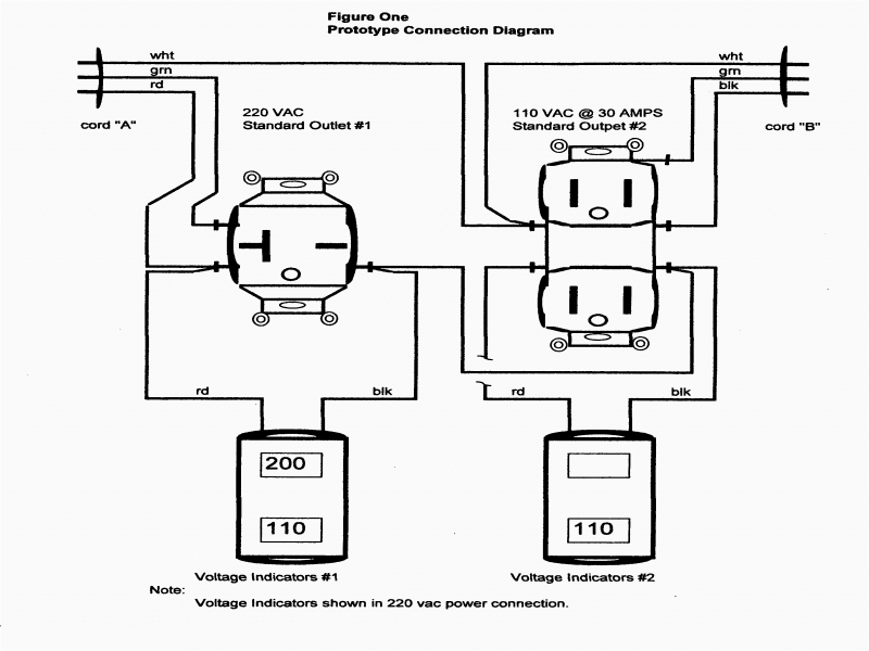 Standard 110 Plug Wiring Diagram Diagram Base Website Wiring