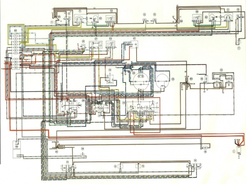 Diagrams 1477991 Porsche 914 Wiring Diagram ndash Pelican