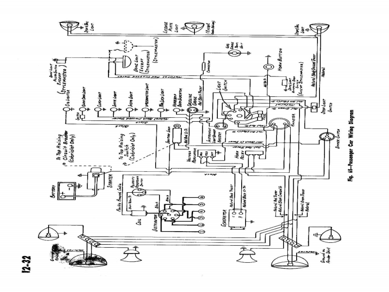Best Electric Car Circuit Diagram Gallery Electrical and Wiring