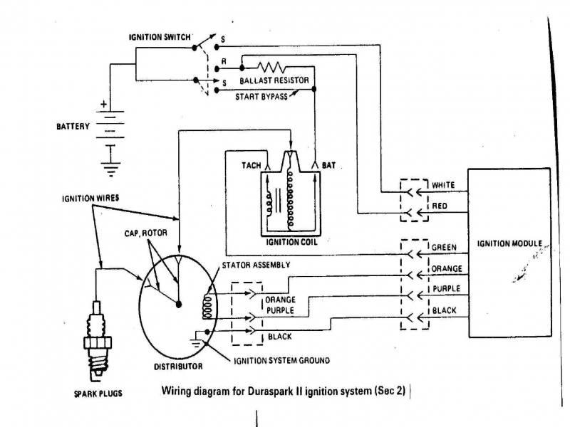 Electronic Ignition For 73 In Pertronix Wiring Diagram