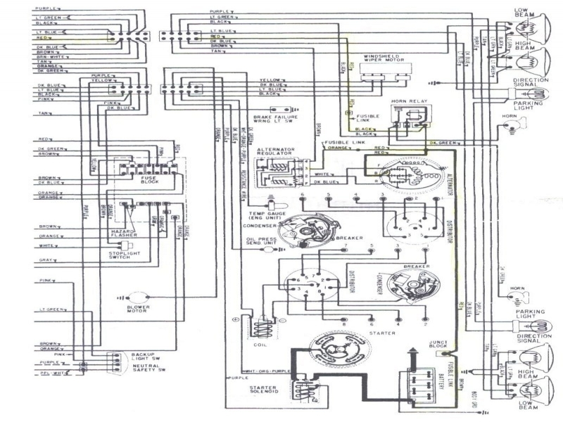 1967 buick skylark wiring diagram within buick wiring and engine