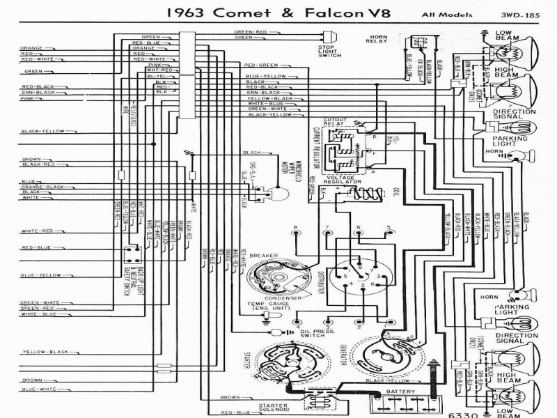 Ford Xy Wiring Diagram  Ford  Wiring Diagrams Instruction