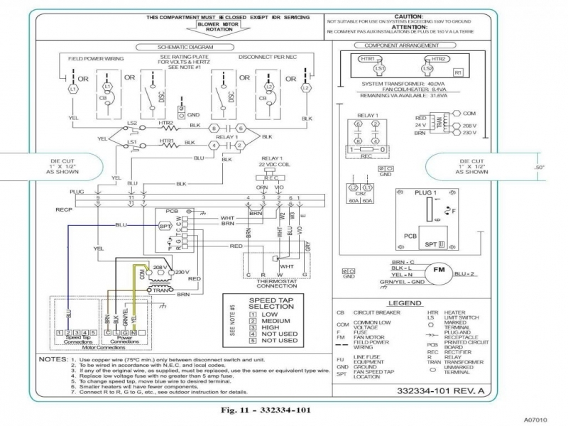 Genteq Wiring Diagrams