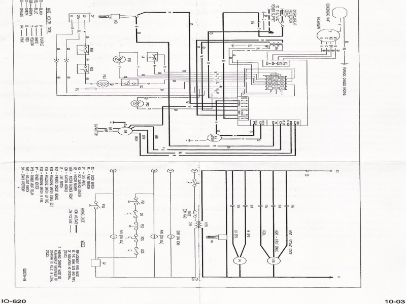 Icp Heat Pump Wiring Diagram : Goodman control board b instructions wiring forums
