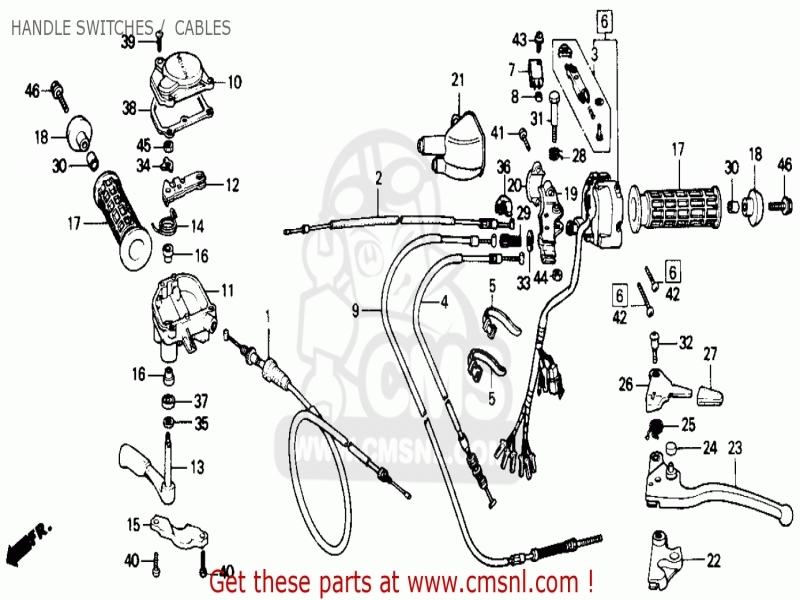 honda fourtrax 300 wiring diagram - gooddy