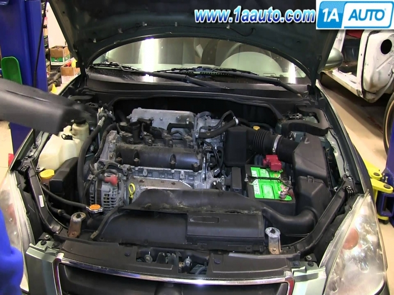 How To Install Replace Ignition Coils L Nissan Altima