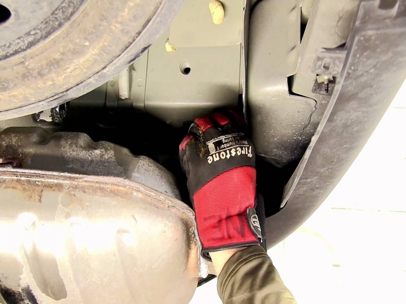 installation of a trailer hitch on a 2012 chevrolet. Black Bedroom Furniture Sets. Home Design Ideas