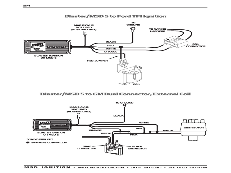 Msd Ignition Wiring Diagrams Brianesser Wiring Forums