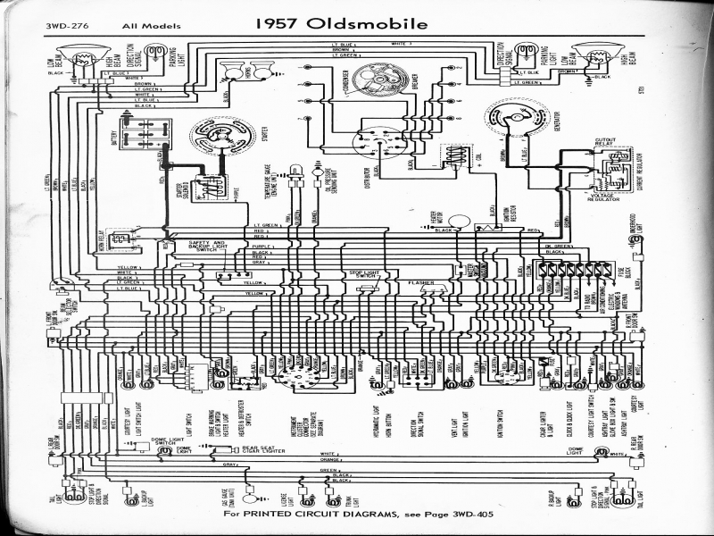 1950 oldsmobile 88 wiring diagram oldsmobile auto parts Honda Wiring Diagrams oldsmobile wiring diagrams the old car manual project 10