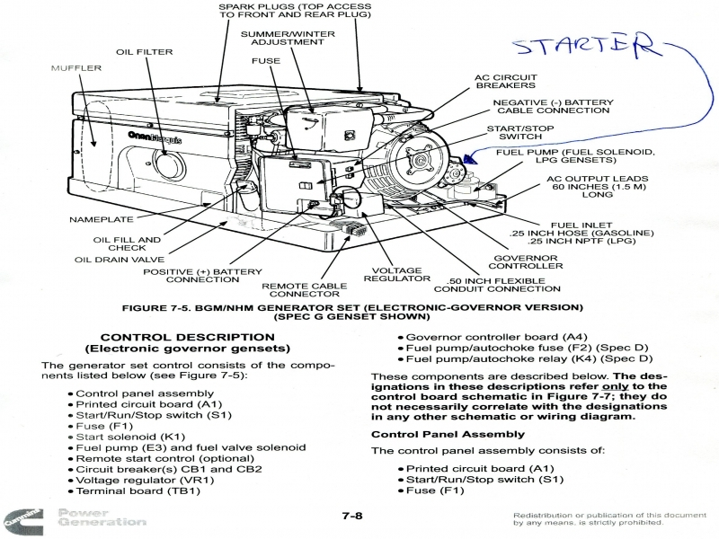 Rv Generator Wiring Diagrams - All Diagram Schematics on