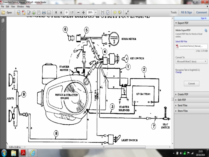 Ariens Riding Lawn Mower Wiring Diagram furthermore 775917 Need Exploded Parts Diagram 1994 Evo moreover Need Wiring Diagram Bunton Wb Mower W 17 5hp Tecumseh likewise Ipad Usb Wiring Diagram additionally 7 Hp Briggs And Stratton Engine Diagram. on briggs and stratton starter wiring diagram