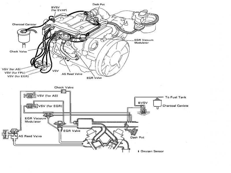 3vze engine diagram