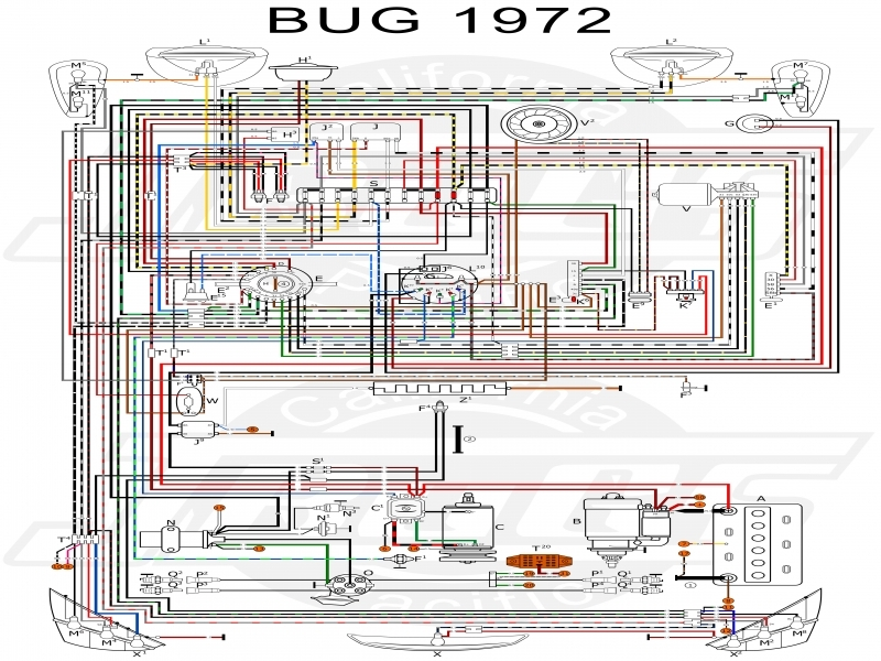 DIAGRAM] Engine Wire Diagram For 72 Beetle FULL Version HD Quality 72  Beetle - BOMBDIAGRAM.GENAZZANOBUONCONSIGLIO.ITbombdiagram.genazzanobuonconsiglio.it