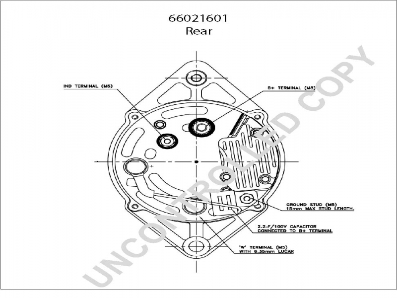 Farmall Wiring Schematic