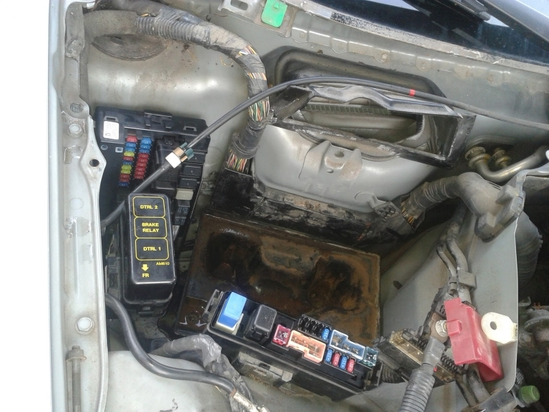Zf Inifiniti G Wet Ipdm Issue How To Fix It on 2003 Infiniti I35 Fuse Box Diagram