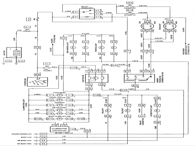 isuzu npr wiring diagrams - wiring forums isuzu truck wiring diagram stereo
