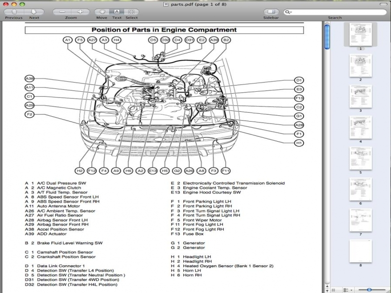 Download Service Repair Manual Here Toyota Runner on Looking 4 A Toyota 4runner Engine 1995